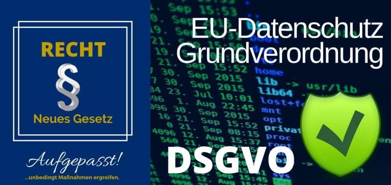 Grund-Verständnis DSGVO